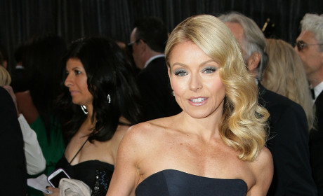 Kelly Ripa Admits: I Don't Talk to Regis Philbin