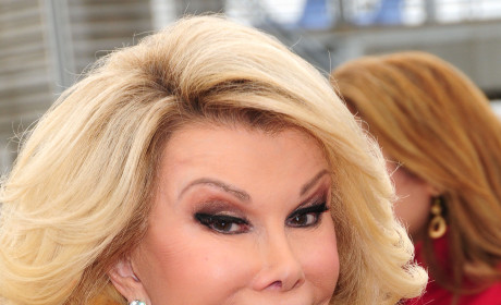 Joan Rivers SLAMS Kim Kardashian and Kanye West AGAIN!