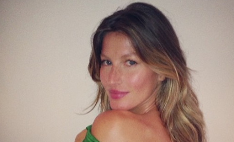 Gisele Bündchen Instagram Photo