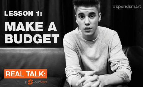 Justin Bieber Debit Card Ad