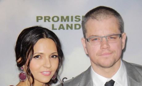 Matt Damon and Luciana Barroso Renew Vows in Romantic Ceremony