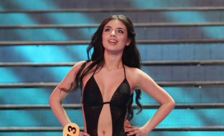Elmira Abdrazakova, Miss Russia