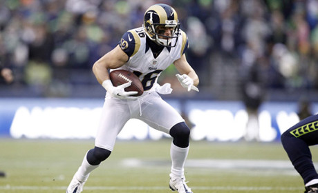 Danny Amendola Pledges Boston Marathon Relief Donation for Every Catch in 2013