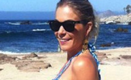 LeAnn Rimes: I'm Not Anorexic, Just Really Tired!