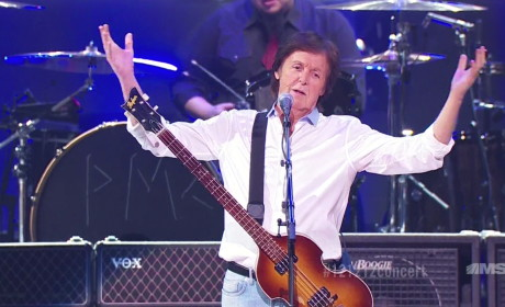 Paul McCartney Records Gun Control Message, Urges Calls to Congressmen
