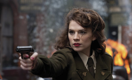 Peggy Carter Movie May Happen Down the Road