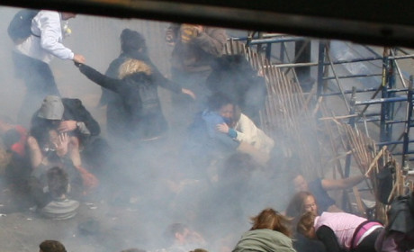 Boston Blast Photo