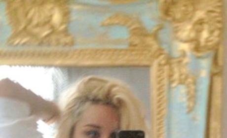 Amanda Bynes Selfie Pic