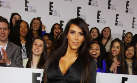 Kim Kardashian Pregnant Trenchcoat Thing: A Fashion Must or Bust?
