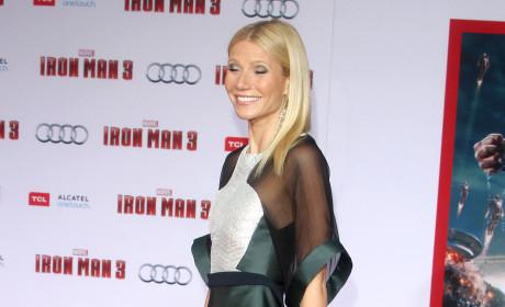 Gwyneth Paltrow Movie Premiere Outfit: WTF?!?