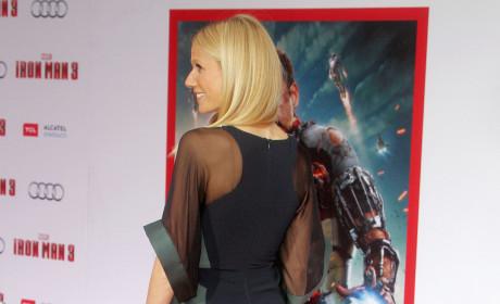 Gwyneth Paltrow Iron Man 3 Dress