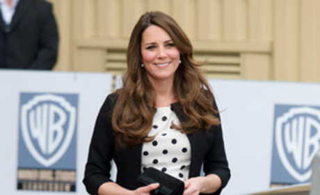 Kate Middleton Polka Dot Dress