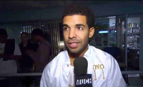Drake Being Interviewed