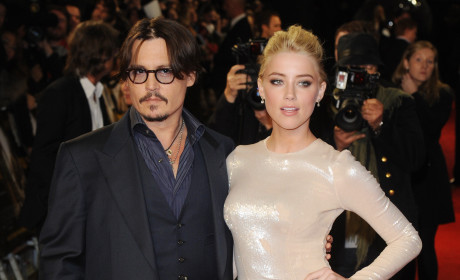 Johnny Depp and Amber Heard: It's Over?!