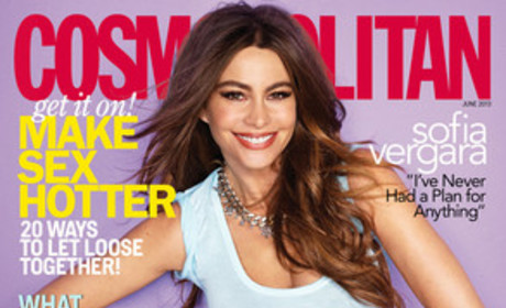 Sofia Vergara in Cosmopolitan: Loving Nick Loeb & Working, Not Saggy Boobs