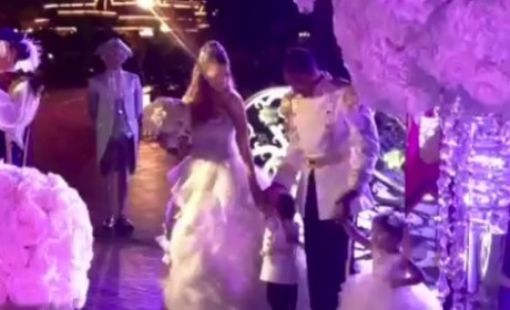 Mariah Carey and Nick Cannon Renew Vows, Shut Down Disneyland