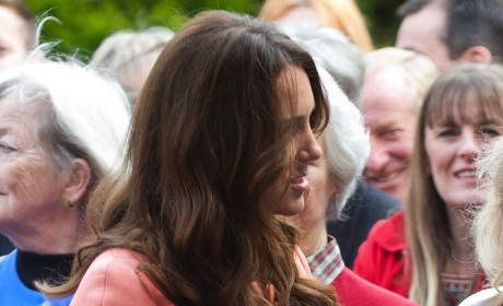 Kate Middleton Bump