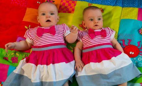 Twins Born 87 Days Apart Survive, Set World Record