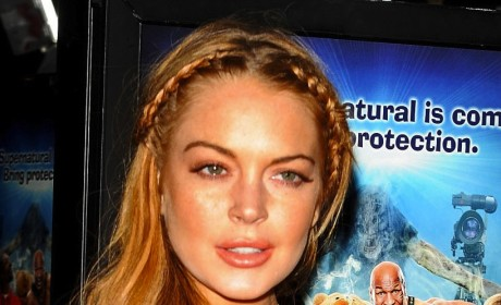 Lindsay Lohan Not Actually in Rehab, May Face Arrest Warrant