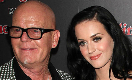 Katy Perry, Dad
