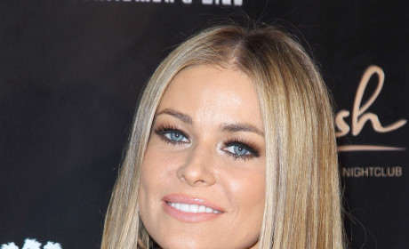 "Carmen Electra Celebrates Birthday, Performs ""Bigger D--k"""