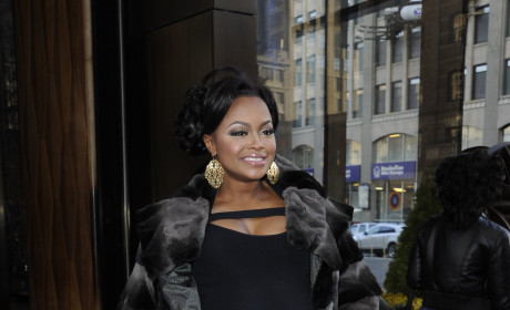 Phaedra Parks Gives Birth to a Boy!