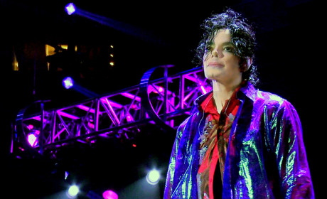 Michael Jackson This Is It Photo