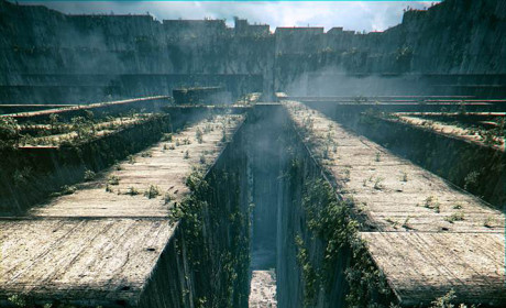 The Maze Runner Concept Art