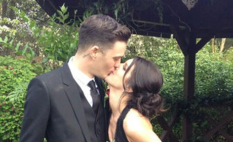 Shenae Grimes Marries Josh Beech!
