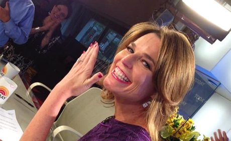Savannah Guthrie: Engaged to Michael Feldman!