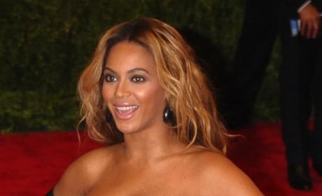 Beyonce at MET Gala '13