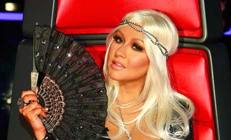 Christina Aguilera: Returning For The Voice Season 5!