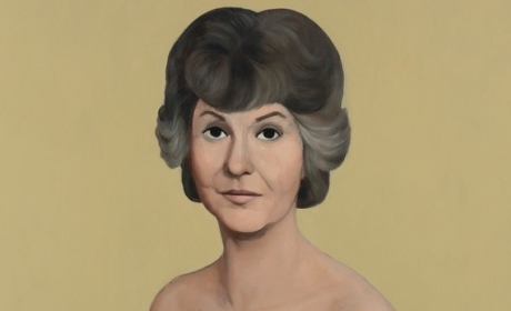Bea Arthur Nude Painting: Would You Buy (or Hit) It?