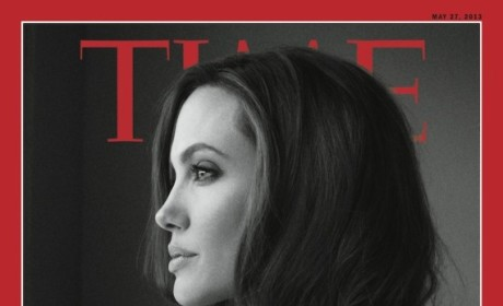 Angelina Jolie Time Cover: Will Actress Transform Women's Health?