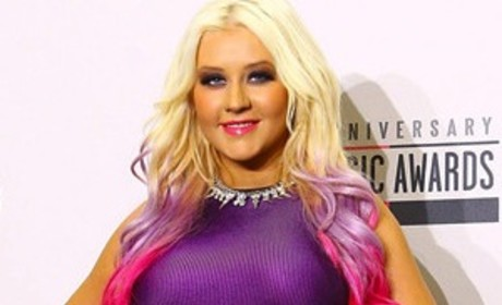 Christina Aguilera Pre-Weight Loss