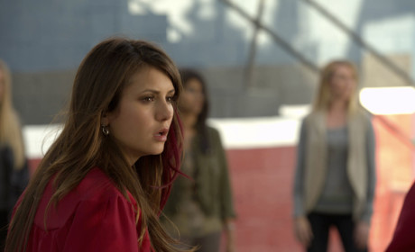 What did you think of The Vampire Diaries Season 4?