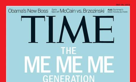 "Time ""Millennials"" Cover Rips, Praises Generation of ""Entitled Narcissists"""