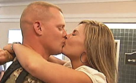 Army Wife Loses 150 Pounds, Surprises Husband Upon Return From Afghanistan