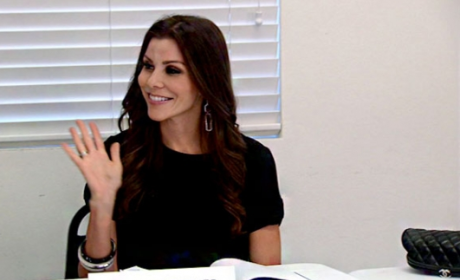 The Real Housewives of Orange County Recap: Hot In Here