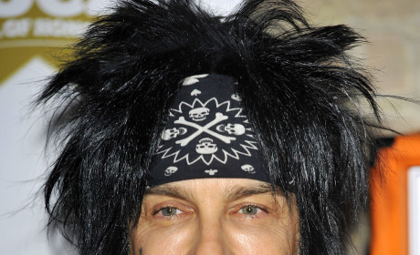Nikki Sixx Photo