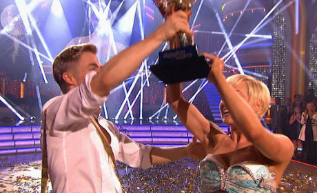 Did Kellie Pickler deserve to win DWTS?