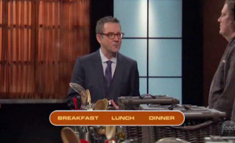 Chopped Review: What's in the Basket?