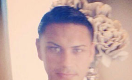 Pauly D New Hair: DJ Gatsby in the House!