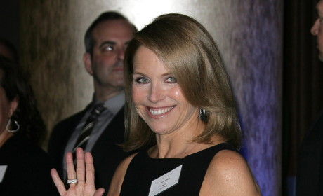 "Katie Couric Admits to Today Show ""Overtures"""
