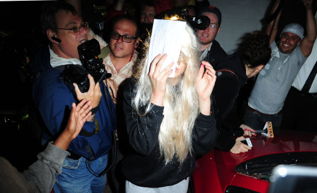 """Amanda Bynes Described by Attorney as """"Fine, Nice"""""""