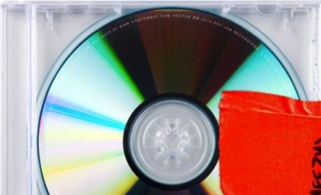 Kanye West Album Cover: Revealed!