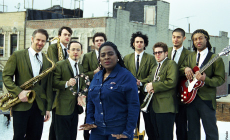 Sharon Jones Diagnosed with Bile Cancer