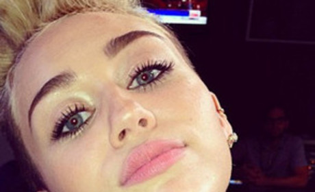 Miley Cyrus Flashes Engagement in New Instagram Pic