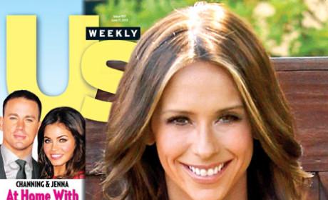 Jennifer Love Hewitt on Us Weekly