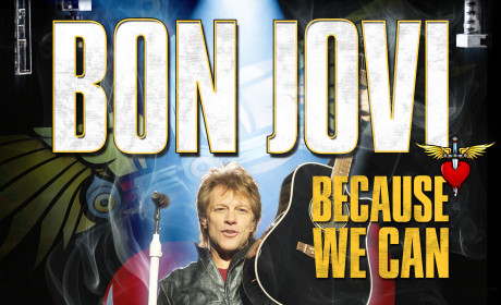 Bon Jovi Concert Ticket Giveaway: Enter Now!